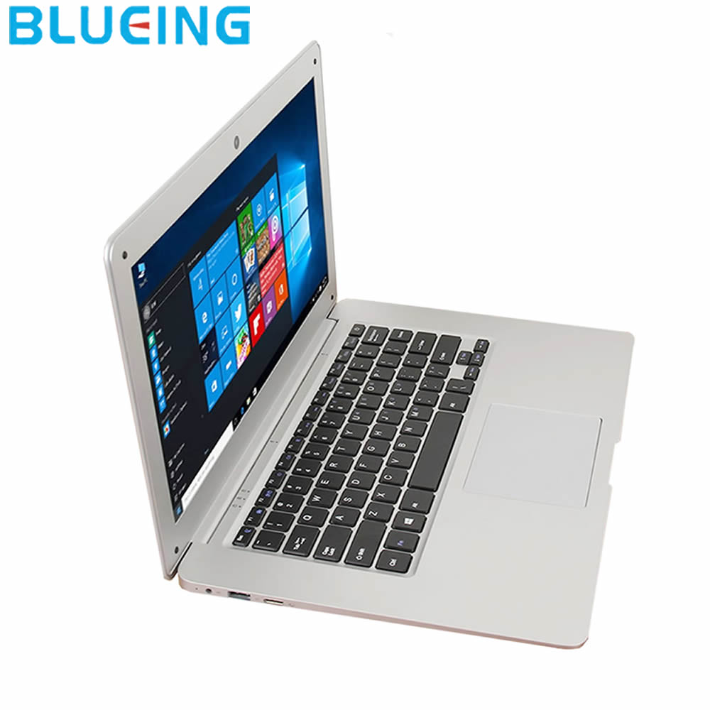 14.1 Inch Gaming Laptops Pc 6GB/64GB+128GB  SSD  Ultra-slim Intel N3450 HD 1920*1080  Windows 10 Computer  Free Shipping