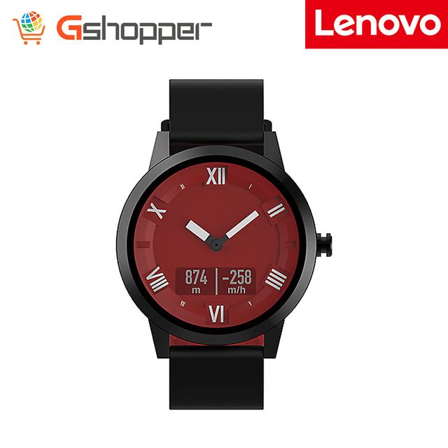 Lenovo שעון X בתוספת ספורט חכם שעון אישה איש ספורט Smartwatch OLED מסך עמיד למים שעוני יד דופק