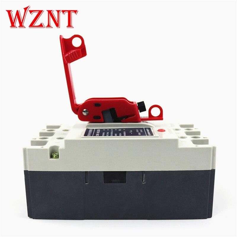 10pcs free shipping Universal Circuit Breaker Lockout MCB MCCB lock