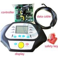 Общая Беговая машина контроллер дисплей Панель плата контроллер + беговая дорожка приборная панель