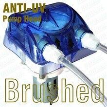 100 мл/мин., 24Vdc перистальтический насос с анти-уф Exchangeable напор насоса и FDA PharMed BPT перистальтического трубки