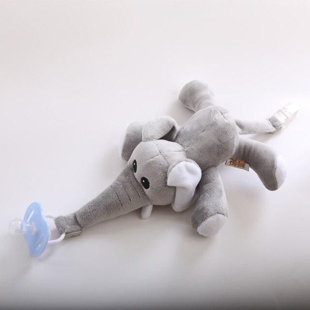 [Jkela] Най-новият Removeab Baby Boy момиче Dummy - Плюшени играчки - Снимка 3