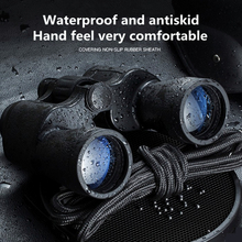 Binoculars Baigish 20×50 Hd Powerful Military Russian Binocular High Times Zoom Telescope Lll Night Vision For Hunting Camping
