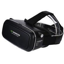 Новый Бренд 3D Виртуальной Реальности VR Shinecon 3d-очки Голову Горе Фильмы Игры для 5.5 дюймов Смартфон Iphone Samsung Huawei