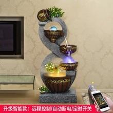Американский стиль, фонтан для проточной воды, geomancy ball, для гостиной, крыльца, интерьерное украшение, креативное лаконичное открытие