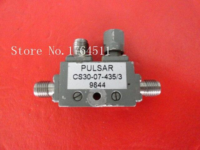 [BELLA] PULSAR CS30-07-435/3 2.6-5.2GHz Coup:30dB SMA Supply Coupler