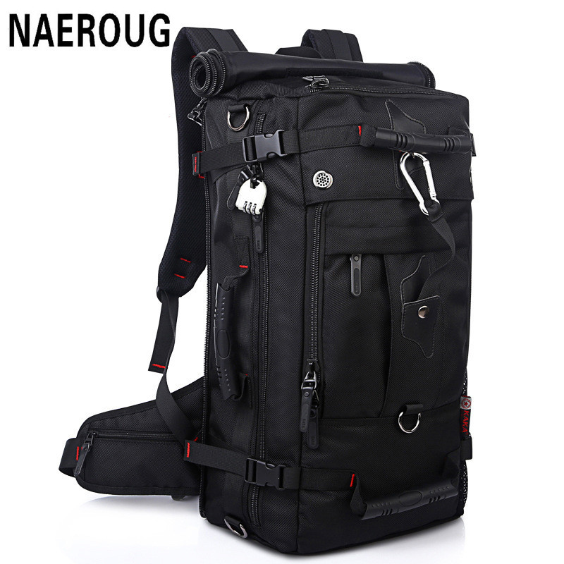 ФОТО 2016New Travel Bags Outsport Fashion Back Pack High Quality Multi-purpose Travel Bagpack Brand Design Multifunction Shoulder Bag