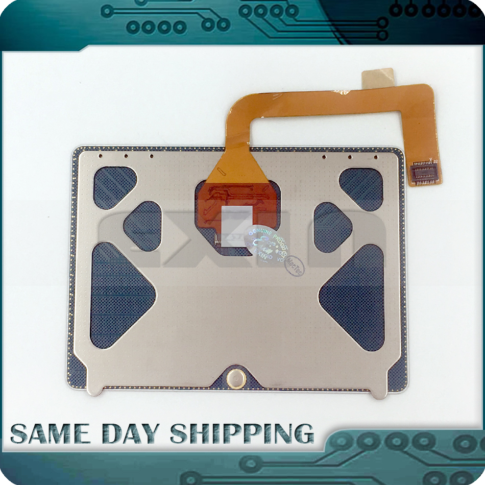 Original New for Macbook Pro 17 A1297 Touchpad Trackpad with Flex Cable 2009 2010 2011 922-9009 922-9826 821-0750-A 821-1250-A genuine new 593 1604 b 923 0441 for macbook air 13 inch a1466 trackpad touchpad ribbon flex cable 2013 2014 2015 year