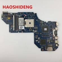 687229-001 ile hp Pavilion M6 LA-8712P QCL51 M6-1000 anakart HD7670M/2G Video card. All tamamen Test!