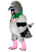 BIRD parrot Mascot Mascot Costume mascot costumes for adults christmas Halloween Outfit Fancy Dress Suit Free Shipping