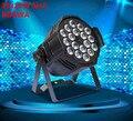 18x15 W Led Par Света RGBWA 5in1 DMX Профессиональное Освещение Крытый Освещение Сцены DJ Оборудование Номинальной Led