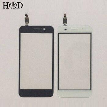 Ekran dotykowy Ekran Dotykowy Dla Huawei Y3 2017 CRO-U00 CRO-L02 CRO-L22 Szyby Digitizer Panel Dotykowy Czujnik + Protector Film