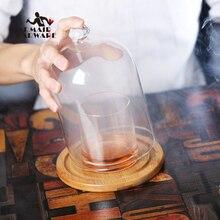 Стеклянная крышка чашки крышка для коктейля Бар инструменты