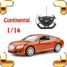 Подарок на Новый год 1/14 Континентальный RC Дистанционное управление игрушка модель автомобиля Весы автомобиля Скорость гонки Дрифт коллекция седан игры подарок