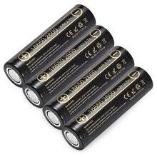 4 pcs HK LiitoKala Lii-26A pour Samsung 3.7 V 18650 2600 mAh Pour ICR18650-26JM Li-ion Rechargeable Batterie La Lampe de Poche Piles