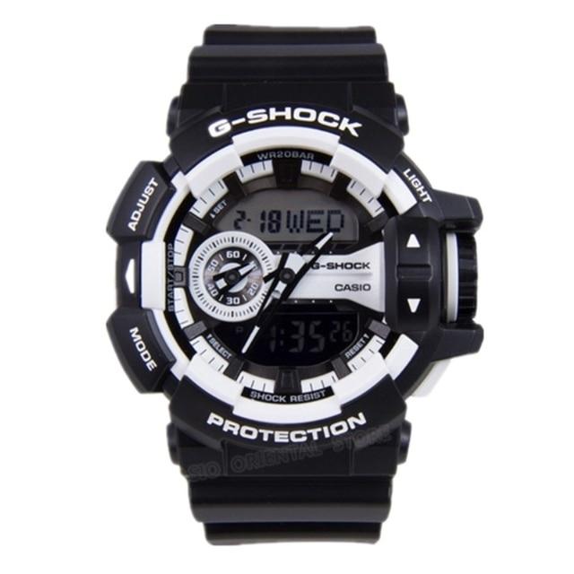 9154e89e8cd CASIO g-choque homens relógio digitais à prova d  água assistir sportwatch  ga-
