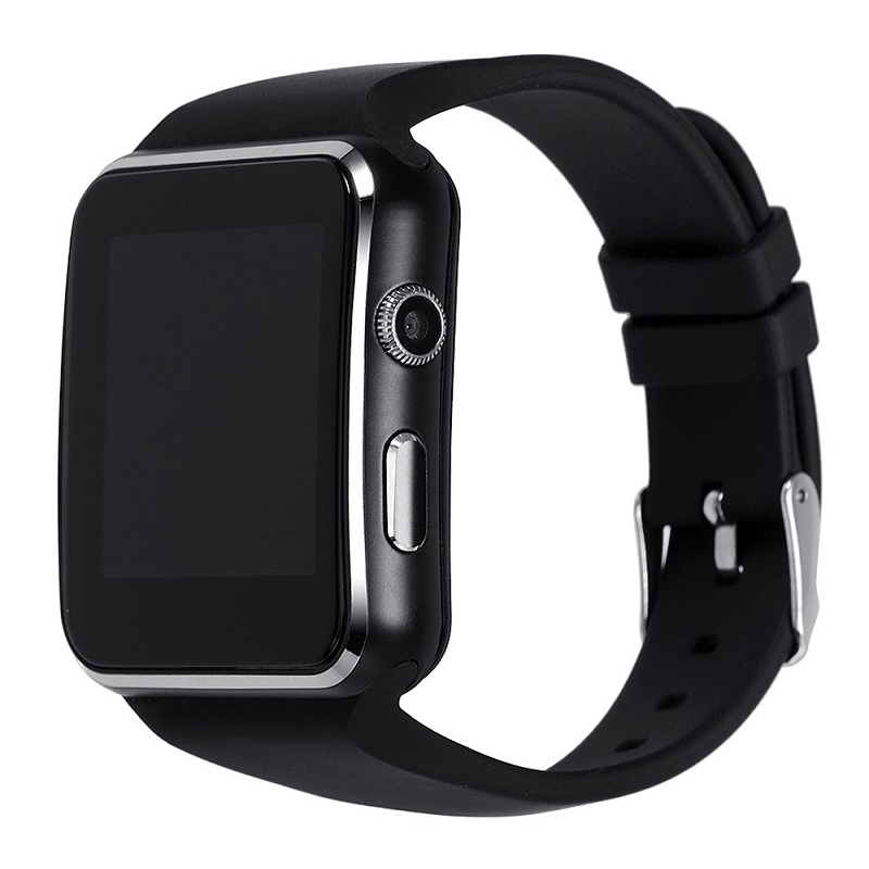 Curved Screen Bluetooth Smart Watch Clock Smartwatch Fashion Watch For Android Phone With font b Camera