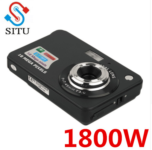New 2.7'' TFT LCD HD 720P 18MP Digital Camcorder Camera 8x Zoom Anti-shake Photo Video Camcorder Up to 32G USB charger cable