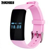 Moda bluetooth smart watch kobiety z krokomierz snu pulsometr wodoodporna smartwatch dla ios android zegarki sportowe