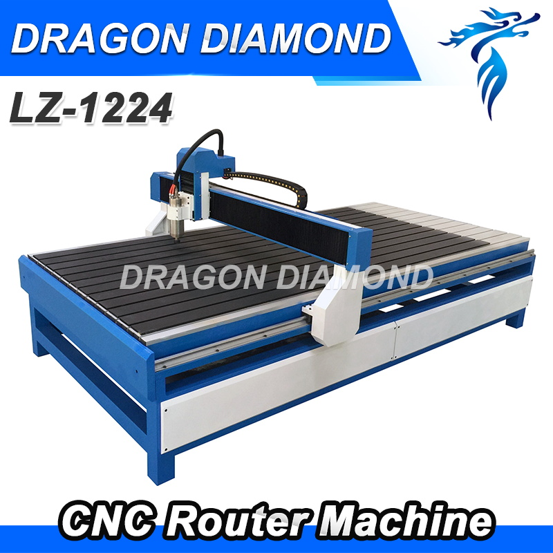 made in china wood carving machine cnc/cheap wood cnc router LZ 1224