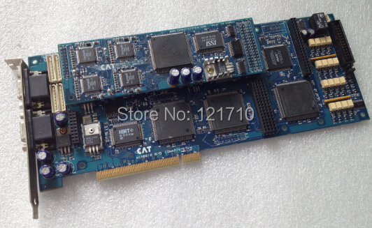 Industrial computer or equipment board CAT MIS0816 B/D COMARTSYSTEM Acquisition Card