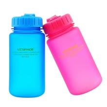 2016 begrenzte Echt Wasser Flasche Protein Shaker Uzspace Kunststoff Leck Proof Teetasse Bringen Abdeckung Tasse 350 Ml Mein Wasser Trinken flasche