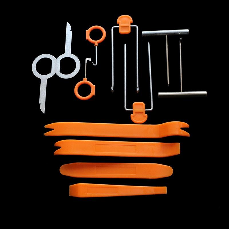 12 шт/комплект инструмента для разборки, пригодный для Хундай купе антураж Экус в Excel бытие пони Scoupe звездной Тибурон veloster в Веракрус
