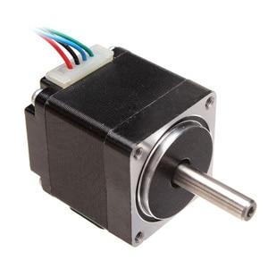 Image 3 - NEMA 11 28 hybrydowy silnik krokowy 1.8 stopni 2 fazy 4 przewody 32mm silnik krokowy do routera CNC