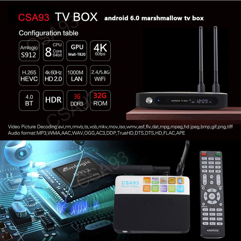 3GB-RAM-32GB-ROM-Android-6.0-TV-Box-2GB-16GB-Amlogic-S912-Octa-Core-CSA93-Streaming-Smart-Media-Player-Wifi-BT4.0-4K-TVbox-KODI_01