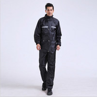 raincoat split adult male motorcycle outdoor raincoat rain pants suit fishing waterproof