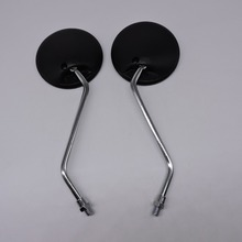 WINTUWAY Motorcycle Rearview Side Mirrors Motorbike Rear View For CG125 Accessories B-SH1545