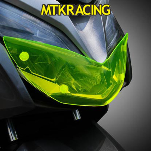 MTKRACING Motorcycle Parts Motorcycle Protective Lens Cover For Honda Forza300 Forza 300 2018-2019