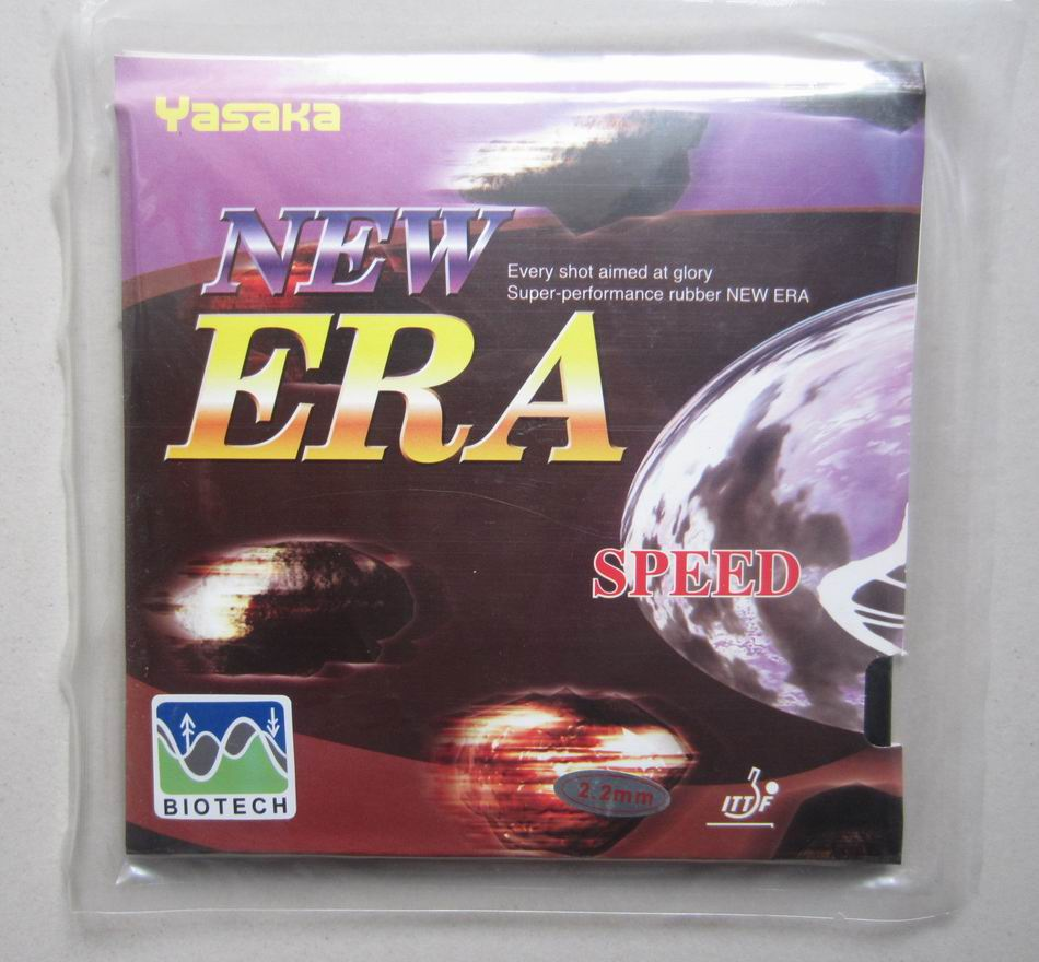 original yasaka NEW ERA SPEED table tennis rubber made in energy rubber for table tennis rackets racquet sports