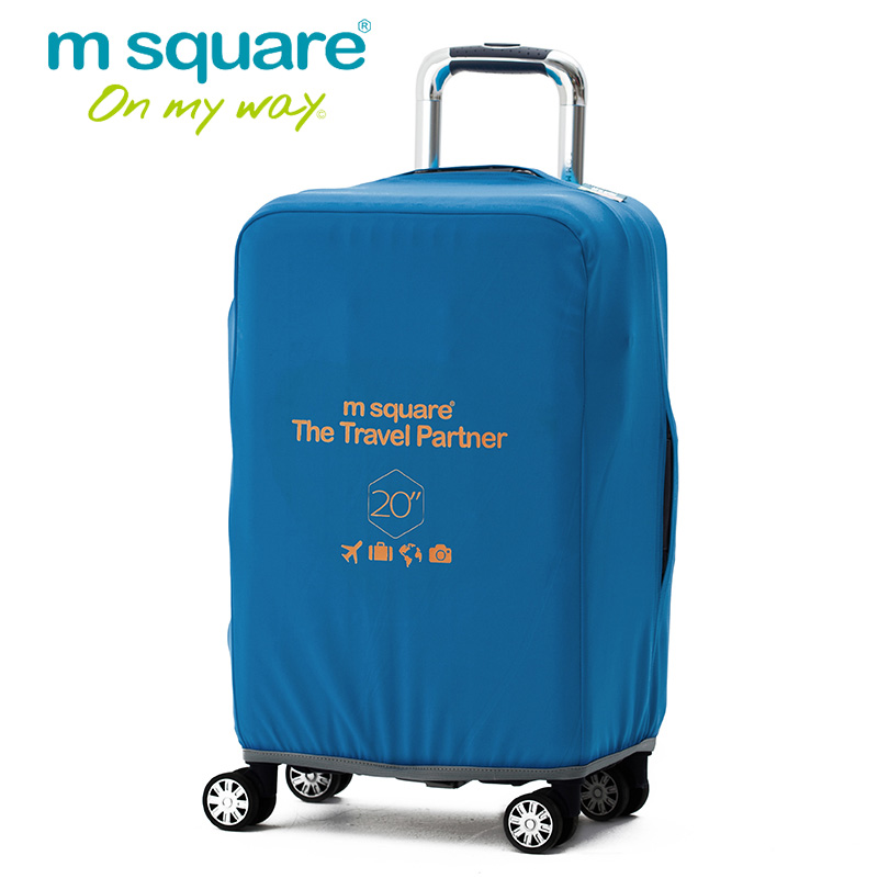M Square Travel Accessories Luggage Cover Protector ...