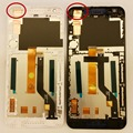 Para htc desire 626 626g d626 display lcd com touch screen digitador com frame assembléia original