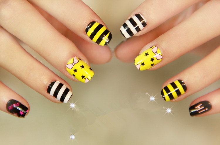 New fashion of nail art best nail ideas fashion nail art mailevel prinsesfo Images