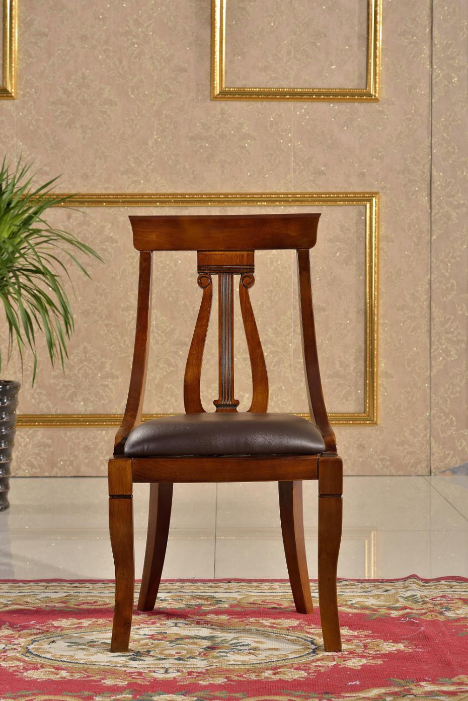 Online kopen Wholesale antieke lederen stoelen uit China antieke ...