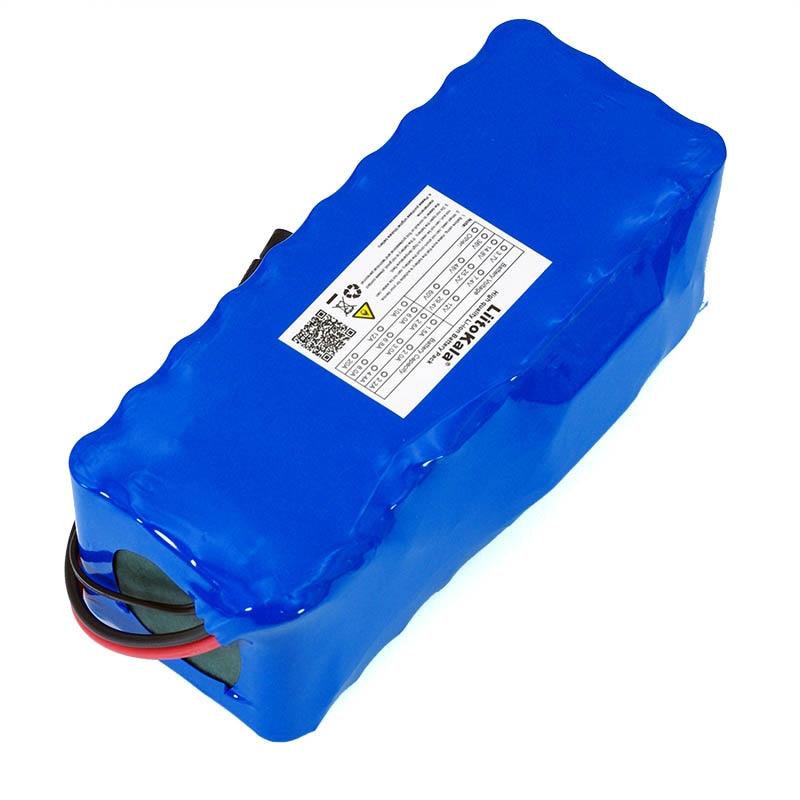 Image 4 - Liitokala 36 V 12Ah 18650 литиевая батарея высокой мощности 12000 mAh мотоцикл электрический автомобиль велосипед Скутер с BMS + 2A зарядное устройство-in Подзаряжаемые батареи from Бытовая электроника
