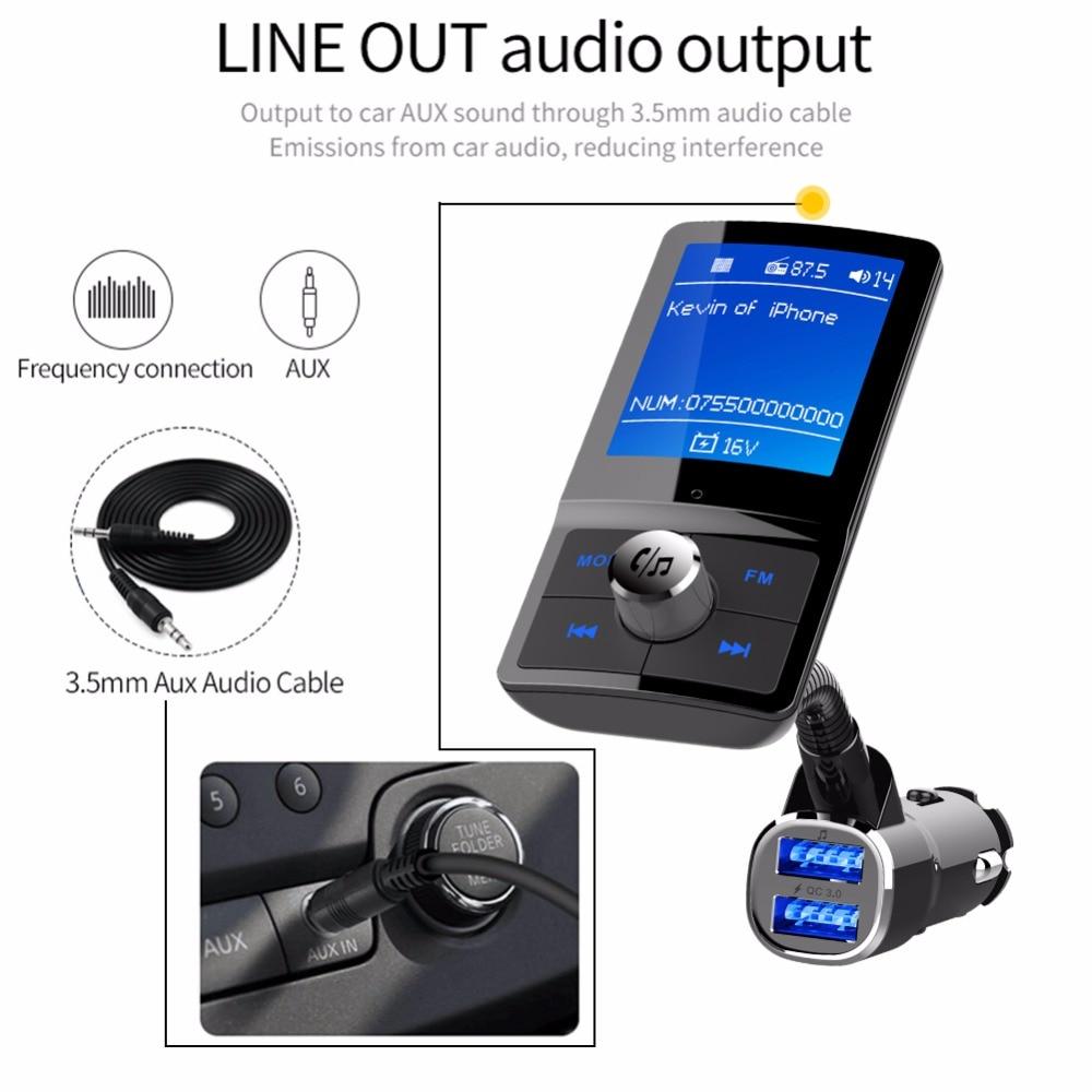 Bluetooth FM 8