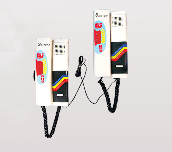 SMTVDP reasonable price New arrival audio door phone, 2-way intercom system ,very easy to install Special -line talkback .