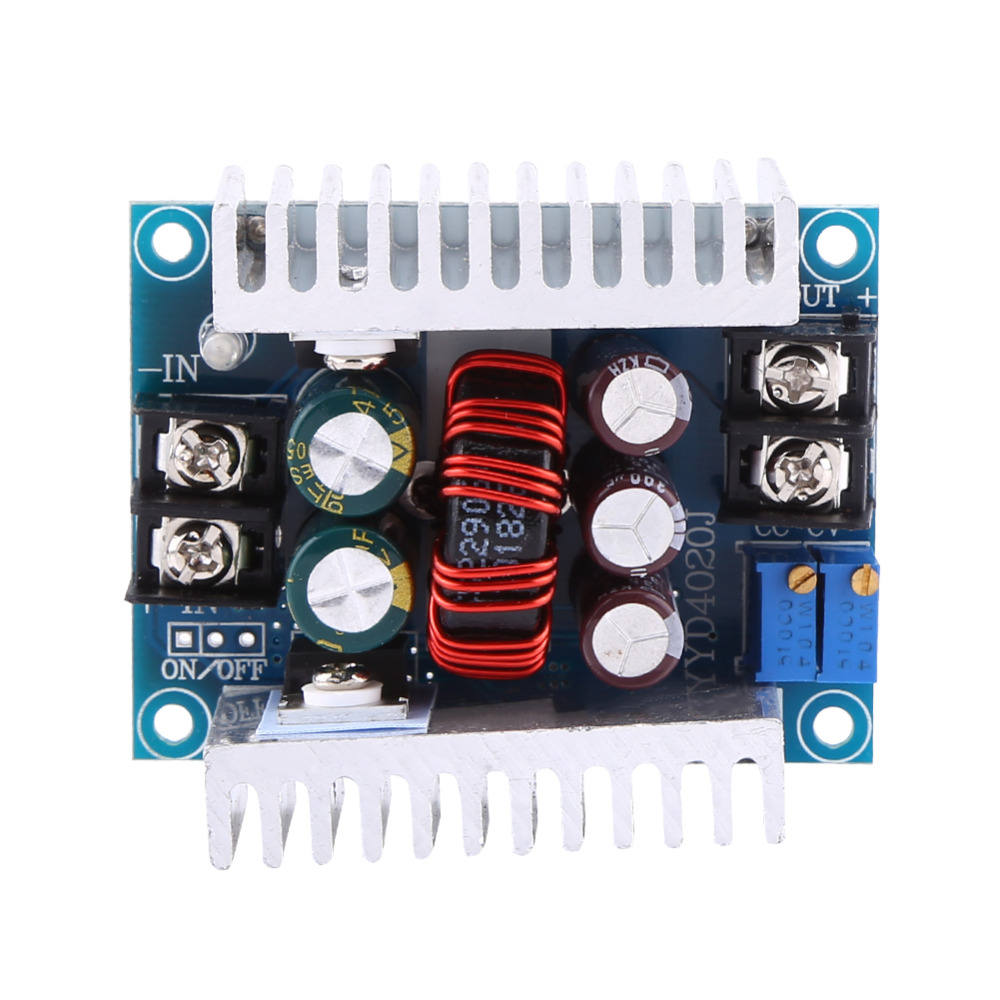 Vbestlife 300w 20a Dc Buck Converter Step Down Module Constant Watt 5 Led To Current Driver Circuit Wiring Power Voltage In Transformers From Home Improvement