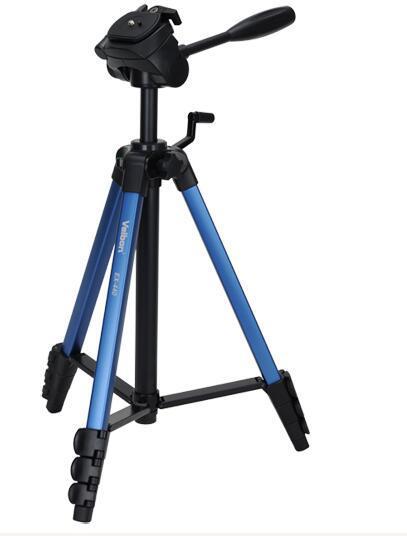 Free Shipping!!Velbon EX 440 BLUE Camera photo Tripod w