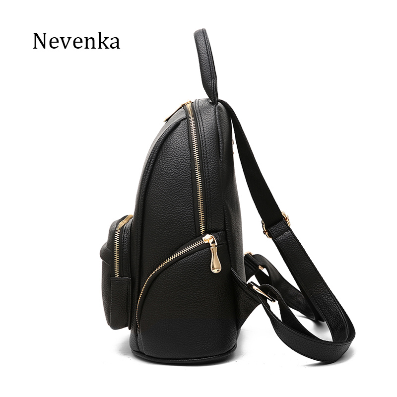 nevenka mulheres mochila do vintage Suitable People : Women Young Girl Student