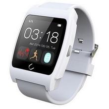 Uwatch Sportuhr Smartwatches mit Pedometer Schlaf-tracker Herzfrequenz Bluetooth Smart Uhr Armbanduhren Uhren inteligentes
