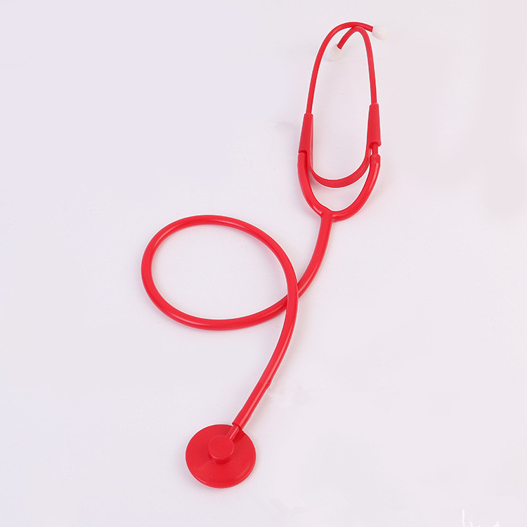 Puzzle Be A Doctor Toys Science Popularization Stethoscope Toy  Play House Toys Children's DIY Simulation Stethoscopes