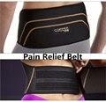Productos de Cobre caliente Fit Volver Pro Shaper Cintura Cinturón de Alivio del Dolor Lumbar Spine Soporte Abdominal Pérdida de Peso Que Adelgaza Fajas Negro