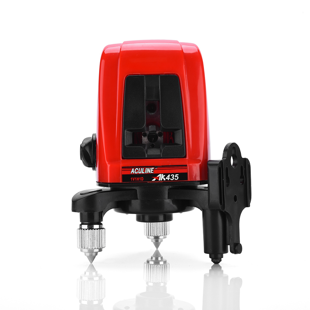 A8826D Laser Level 2 Red Cross Line 1 Point 360 Degree Rotary Self- leveling Nivel Laser Diagnostic tools AK435 стоимость