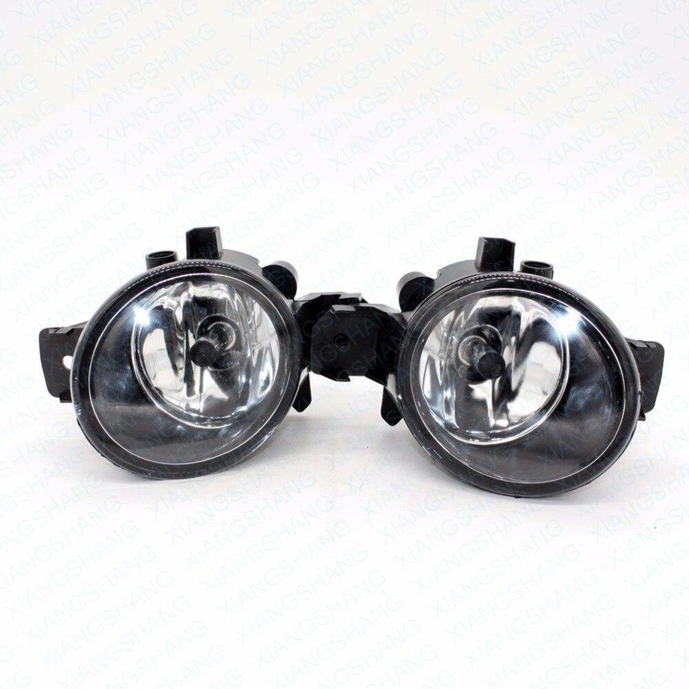 ФОТО 2pcs Auto Front bumper Fog Light Lamp H11 Halogen Car Styling Light Bulb For INFINITI QX60 2014-2015