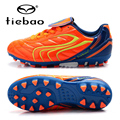 TIEBAO Professional Children Kids' Shoes Outdoor AG Soles Football Boots Sneakers Boys Girls Soccer Cleats Botas De Futbol