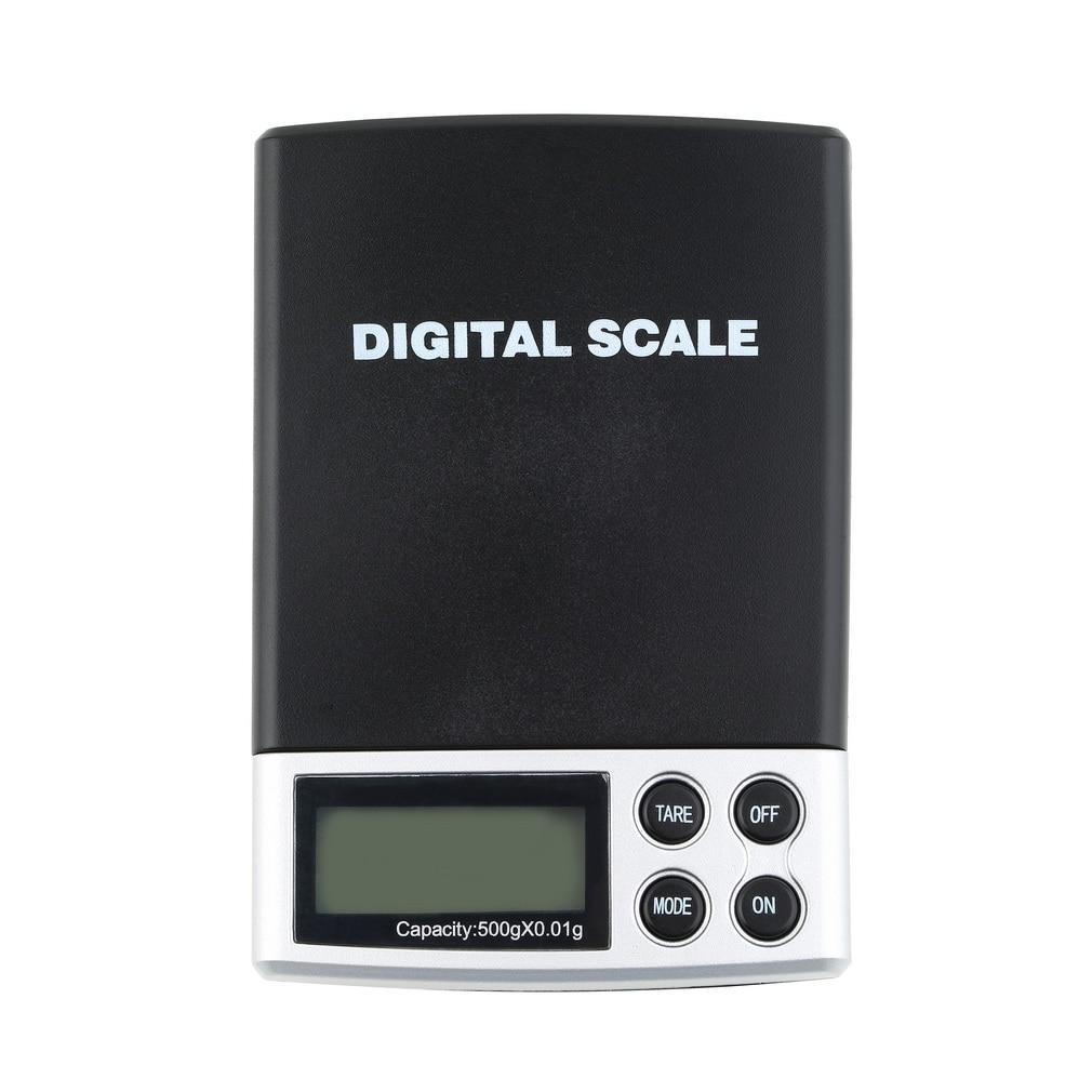 Forró eladó automatikus kikapcsolás 500g x 0,01 g digitális - Mérőműszerek - Fénykép 2
